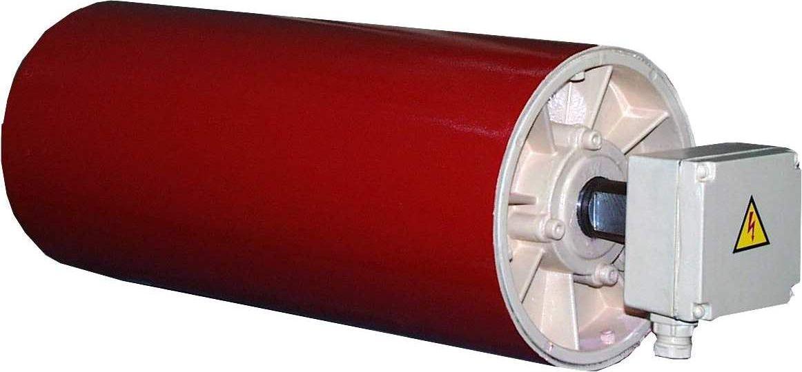 мотор-барабан конвейерный
