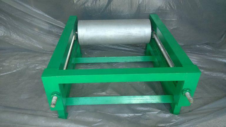 Натяжной барабан ленточного конвейера