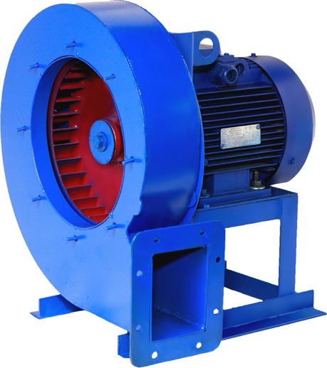 Радиальные вентиляторы высокого давления