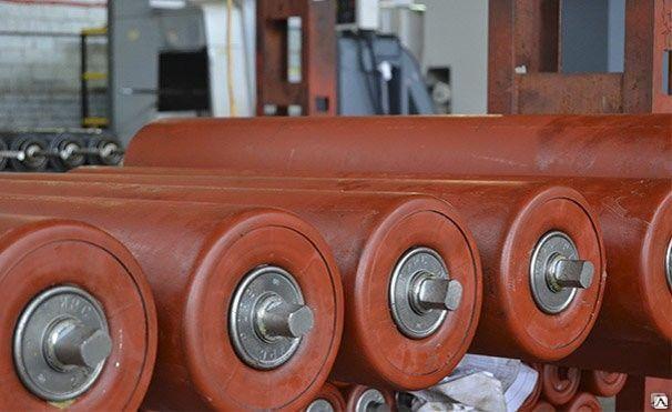 ролики для конвейерной ленты
