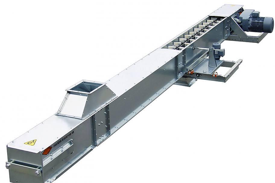 Конвейер скребковый вес длина ленточных транспортеров